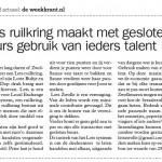De Weekkrant LETS Zwolle